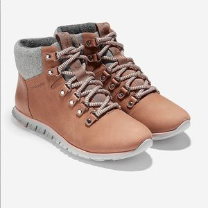 New Cole Haan boots with Grand Os technology